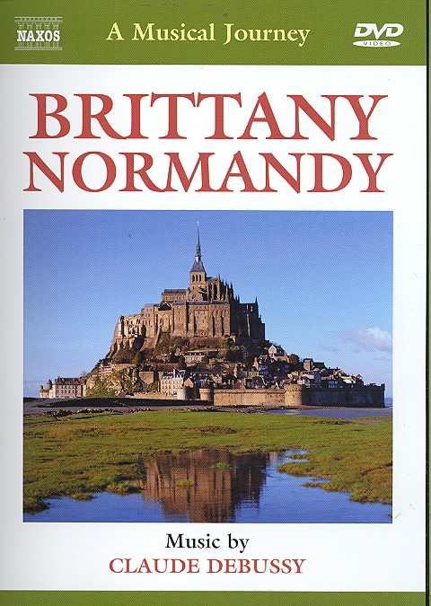 BRITTANY & NORMANDY (DVD)